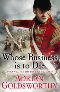 Cover Whose Business is to Die