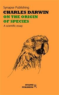 Cover On the origin of species