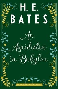 Cover Aspidistra in Babylon