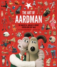 Cover The Art of Aardman
