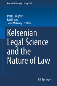 Cover Kelsenian Legal Science and the Nature of Law