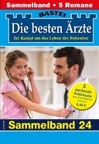 Cover Die besten Ärzte 24 - Sammelband