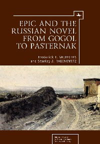 Cover Epic and the Russian Novel from Gogol to Pasternak