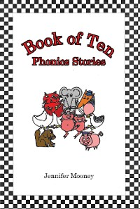 Cover Book of Ten Phonics Stories