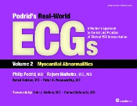 Cover Podrid's Real-World ECGs: Volume 2, Myocardial Abnormalities