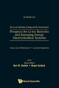 Cover Prospects For Li-ion Batteries And Emerging Energy Electrochemical Systems