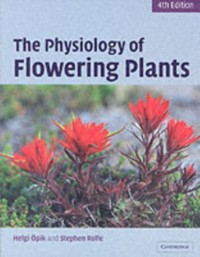 Cover Physiology of Flowering Plants