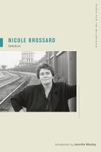 Cover Nicole Brossard