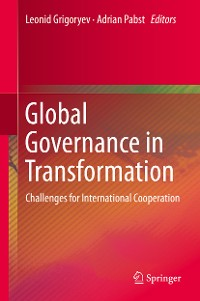 Cover Global Governance in Transformation