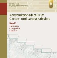 Cover Konstruktionsdetails im Garten- und Landschaftsbau Band 2
