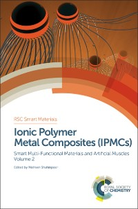Cover Ionic Polymer Metal Composites (IPMCs)