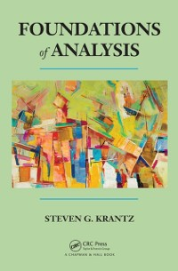 Cover Foundations of Analysis