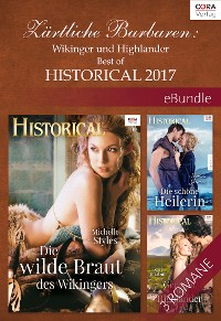 Cover Zärtliche Barbaren: Wikinger und Highlander - Best of Historical 2017