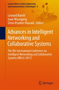 Cover Advances in Intelligent Networking and Collaborative Systems