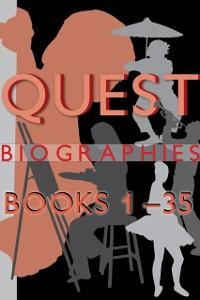 Cover Quest Biography 35-Book Bundle
