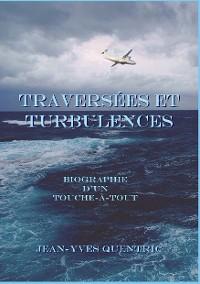 Cover Traversées et turbulences