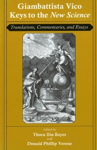 Cover Giambattista Vico: Keys to the &quote;New Science&quote;