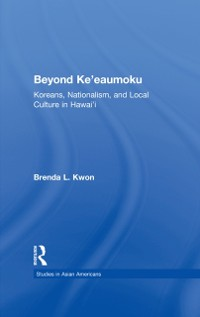 Cover Beyond Ke'eaumoku