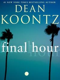 Cover Final Hour (Novella)