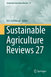 Cover Sustainable Agriculture Reviews 27