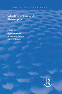 Cover Intention in Law and Philosophy