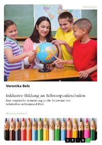 Cover Inklusive Bildung an Schwerpunktschulen
