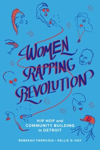 Cover Women Rapping Revolution