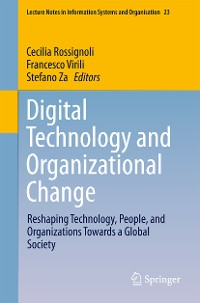 Cover Digital Technology and Organizational Change
