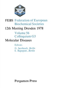 Cover Molecular Diseases