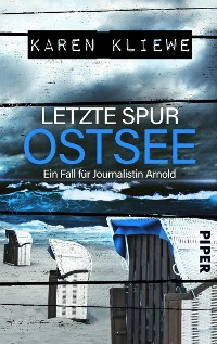 Cover Letzte Spur: Ostsee