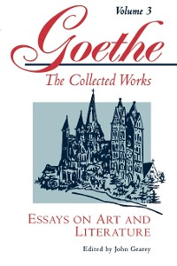 Cover Goethe, Volume 3