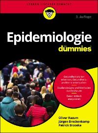 Cover Epidemiologie für Dummies