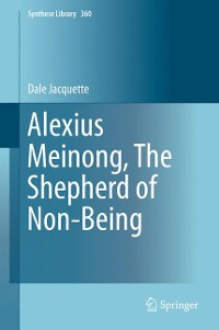 Cover Alexius Meinong, The Shepherd of Non-Being