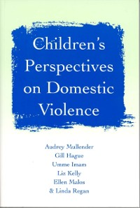 Cover Children's Perspectives on Domestic Violence
