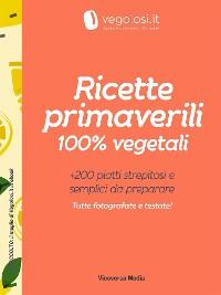 Cover Ricette primaverili 100% vegetali