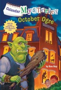 Cover Calendar Mysteries #10: October Ogre