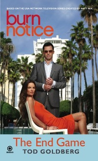Cover Burn Notice: The End Game