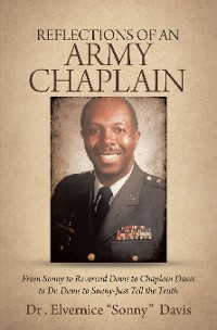 Cover Reflections of an Army Chaplain