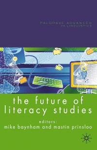 Cover The Future of Literacy Studies