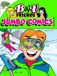 Cover Betty & Veronica Friends Comics Digest (2010), Issue 267