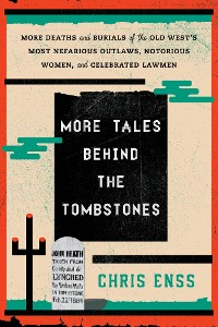 Cover More Tales behind the Tombstones
