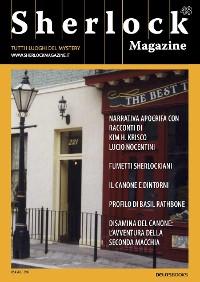Cover Sherlock Magazine 49