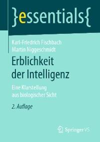Cover Erblichkeit der Intelligenz