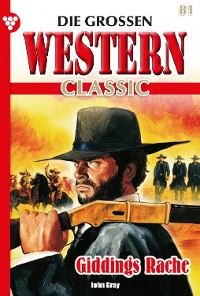 Cover Die großen Western Classic 81 – Western