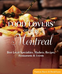 Cover Food Lovers' Guide to® Montreal