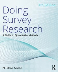 Cover Doing Survey Research