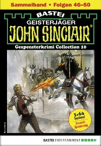 Cover John Sinclair Gespensterkrimi Collection 10 - Horror-Serie