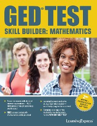 Cover GED Test Skill Builder