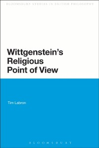 Cover Wittgenstein's Religious Point of View