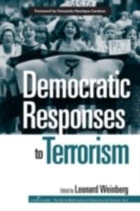Cover Democratic Responses To Terrorism